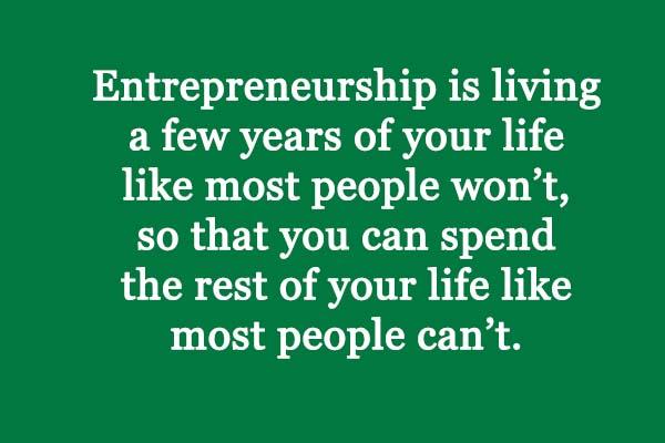 entrepreneural quotes