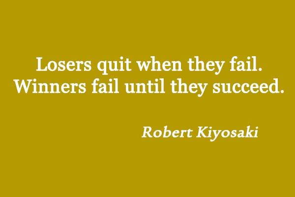 faliure inspirational quotes