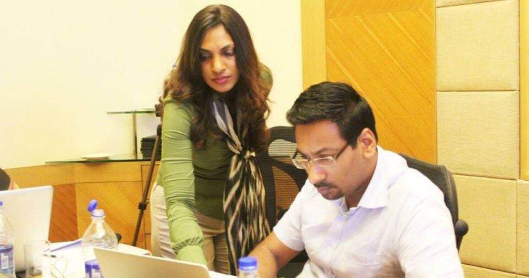 one to one power blogging coaching by sunita biddu
